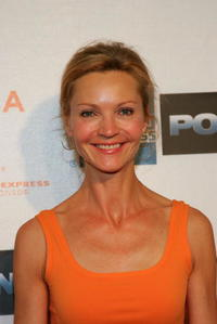 Joan Allen at the N.Y. premiere of