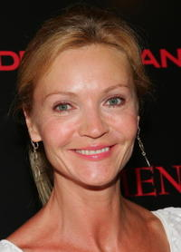 Joan Allen at a N.Y. screening of