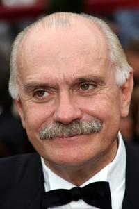 Nikita Mikhalkov at the 80th Annual Academy Awards.