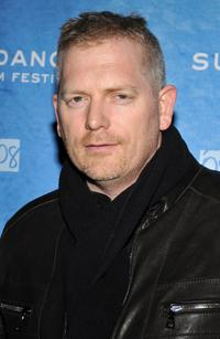 Randall Miller at the premiere of