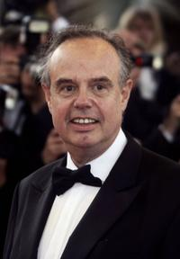 Frederic Mitterrand at the premiere of