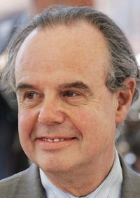 Frederic Mitterrand at the 58th International Cannes Film Festival.