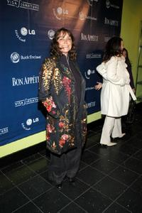 Karen Allen at the post screening dinner of