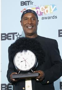 Paul Mooney at the 2005 BET Awards.