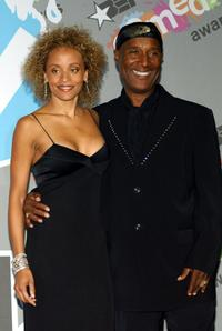 Stacie J and Paul Mooney at the