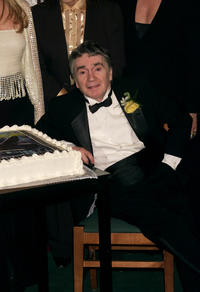 Dudley Moore at a benefit tribute to Mr. Moore