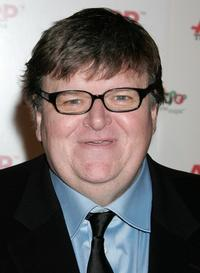 Michael Moore at the AARP The Magazine's Seventh Annual Movies For Grownups Awards at the Hotel Bel Air.