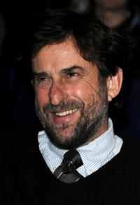 Nanni Moretti at the Honorary Golden Bear Presentation during the 58th Berlinale Film Festival.