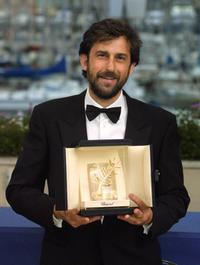 Nanni Moretti at the 54th Cannes Film Festival.