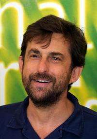 Nanni Moretti at the 58th International Film Festival.