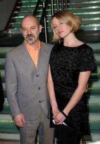 Keith Allen at the world premiere of