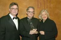 Phil Graham, Mark Mothersbaugh and Frances W. Preston at the 2004 BMI Film Awards.