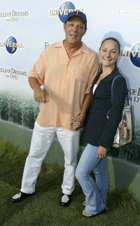 Chris Mulkey and his daughter Lizzy at the 15th Anniversary DVD Release Celebration of