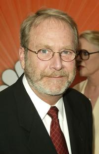Martin Mull at the NBC upfront.