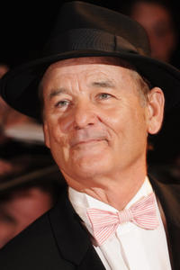 Bill Murray at the London premiere of