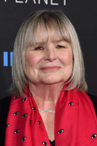 Toni Myers at the New York premiere of 'A Beautiful Planet' at AMC Loews Lincoln Square in New York City.