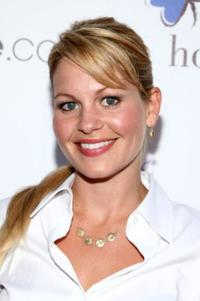 Candace Cameron at the SocialVibe.com And HollyRod 4 Kids Kick-Off Event.
