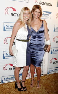 Candace Cameron and Lori Loughlin at the