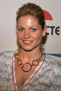 Candace Cameron at the 16th