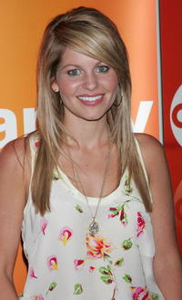 Candace Cameron at the 2009 Disney & ABC Television Group summer press junket.