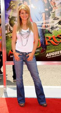 Candace Cameron at the premiere of
