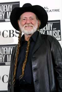 Willie Nelson at the 37th Annual Academy of Country Music Awards.