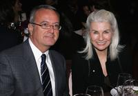 Joseph V. Melillo and Robyn Nevin at the