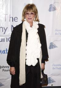 Phyllis Newman at the 2nd annual Johnny Mercer Foundation awards gala.