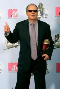 Jack Nicholson at the 2007 MTV Movie Awards.