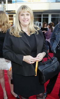 Colleen Camp at the world premiere of