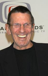 Leonard Nimoy at the 2005 TV Land Awards.