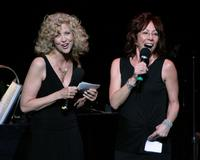 Nancy Allen and Mindy Sterling at the weSPARKLE Take V
