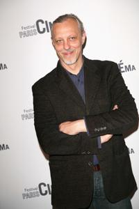 Tom Novembre at the presentation of the Paris Cinema Festival.