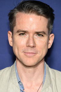 Christian Campbell at the New York premiere of