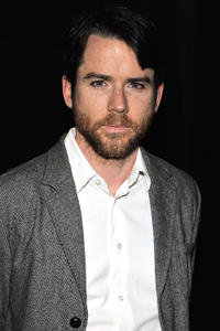 Christian Campbell at the premiere of