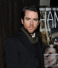Christian Campbell at the after party of the New York premiere of