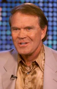 Glen Campbell at the CNN program