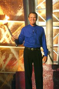 Glen Campbell at the CMT Flameworthy Video Music Awards.