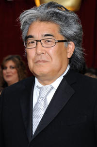 Steven Okazaki at the 81st Annual Academy Awards in Los Angeles.