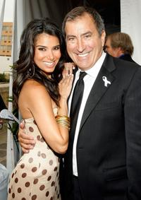 Kenny Ortega and Roselyn Sanchez at the 2007 NCLR ALMA Awards.