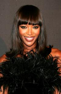 Naomi Campbell at the 60th International Cannes Film Festival.