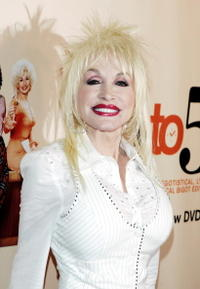 Dolly Parton at the