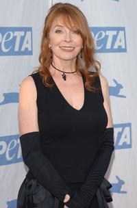 Cassandra Peterson at the