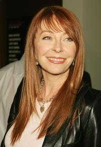 Cassandra Peterson at the party to celebrate