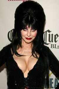 Cassandra Peterson at the 2007 Fox Reality Channel Really Awards.