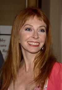 Cassandra Peterson at the 28th Annual Saturn Awards.