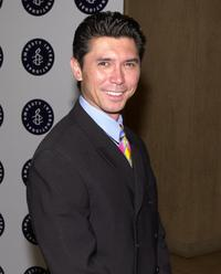 Lou Diamond Phillips at Amnesty International's
