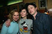 Mary Kay Place, Miranda July and Steve Buscemi at the IFC party during the 2005 Sundance Film Festival.