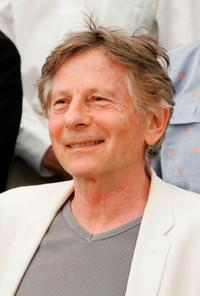Roman Polanski at the premiere of