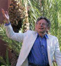 Roman Polanski at the 6th edition of the Marrakech Film Festival.